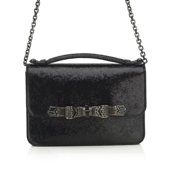 Little Black Bag от Judith Leiber