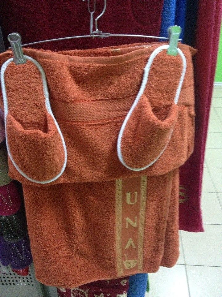 Мужские и женские халаты